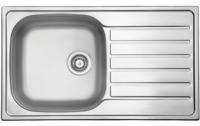 Кухонная мойка Ukinox Hypno HY 860 500 GT