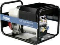 Электрогенератор SDMO VX 200/4 H