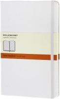 Блокнот Moleskine Ruled Notebook Large White