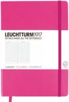 Блокнот Leuchtturm1917 Squared Notebook Pink