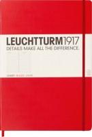 Блокнот Leuchtturm1917 Plain Master Classic Red