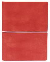 Блокнот Ciak Ruled Notebook Pitti Red&White