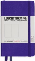 Блокнот Leuchtturm1917 Dots Notebook Pocket Purple