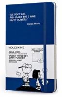 Ежедневник Moleskine Peanuts 18 months Weekly Planner