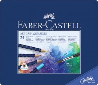 Карандаши Faber-Castell Art Grip Aquarelle Set of 24