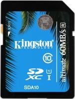 Фото - Карта памяти Kingston SDXC UHS-I Ultimate 64Gb