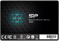 SSD накопитель Silicon Power Slim S55 SP120GBSS3S25