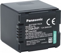 Фото - Аккумулятор для камеры Panasonic CGA-DU21