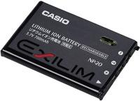 Аккумулятор для камеры Casio NP-20