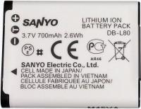 Фото - Аккумулятор для камеры Sanyo DB-L80