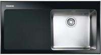 Кухонная мойка Franke Kubus Glass KBV 611