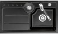 Кухонная мойка SystemCeram Sinus 87 F
