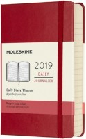 Ежедневник Moleskine Daily Planner Pocket Red