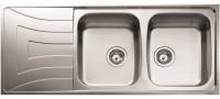 Кухонная мойка Teka Universo 2B 1D
