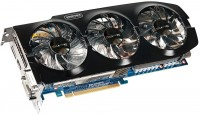 Фото - Видеокарта Gigabyte GeForce GTX 760 GV-N760OC-2GD