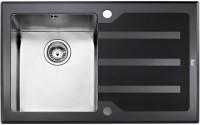 Кухонная мойка Teka Lux 1B 1D 78