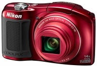 Фото - Фотоаппарат Nikon Coolpix L620