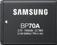 Аккумулятор для камеры Samsung BP-70A