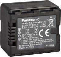 Фото - Аккумулятор для камеры Panasonic VW-VBN130