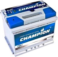 Автоаккумулятор CHAMPION Standard
