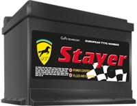 Автоаккумулятор STAYER Black