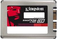 SSD накопитель Kingston SSDNow KC380 SS3/60G