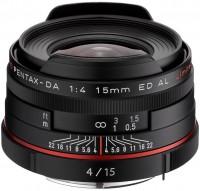 Фото - Объектив Pentax HD DA 15mm f/4 ED AL Limited