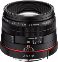 Объектив Pentax HD DA 35mm f/2.8 Macro Limited