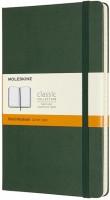 Блокнот Moleskine Ruled Notebook Large Green