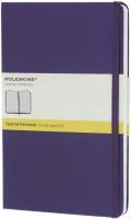 Блокнот Moleskine Squared Notebook Large Purple