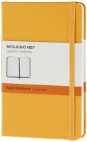 Блокнот Moleskine Ruled Notebook Pocket Yellow