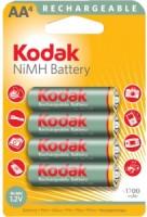 Фото - Аккумуляторная батарейка Kodak 4xAA 1700 mAh