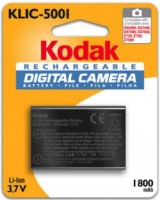 Аккумулятор для камеры Kodak KLIC-5001