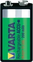 Аккумуляторная батарейка Varta 1xKrona 200 mAh