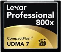 Фото - Карта памяти Lexar Professional 800x CompactFlash 128Gb