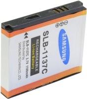 Аккумулятор для камеры Samsung SLB-1137C
