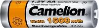 Аккумуляторная батарейка Camelion 2xAA 1500 mAh