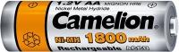 Аккумуляторная батарейка Camelion 2xAA 1800 mAh