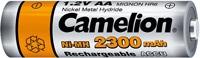 Аккумуляторная батарейка Camelion 2xAA 2300 mAh