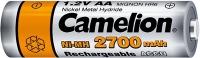Аккумуляторная батарейка Camelion 2xAA 2700 mAh