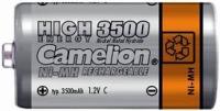 Аккумуляторная батарейка Camelion 2xC 3500 mAh