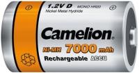 Аккумуляторная батарейка Camelion 2xD 7000 mAh