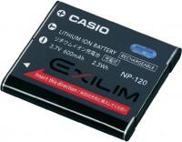 Фото - Аккумулятор для камеры Casio NP-120