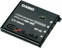 Аккумулятор для камеры Casio NP-60