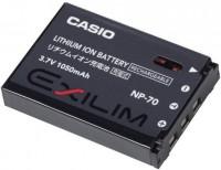 Аккумулятор для камеры Casio NP-70