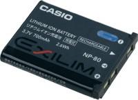 Фото - Аккумулятор для камеры Casio NP-80