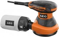 Шлифовальная машина AEG EX 125 ES
