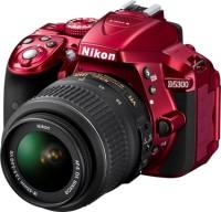 Фото - Цифровой фотоаппарат Nikon D5300 kit 18-55