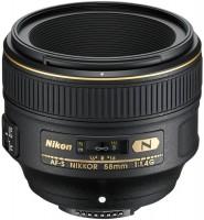 Фото - Объектив Nikon 58mm f/1.4G AF-S Nikkor