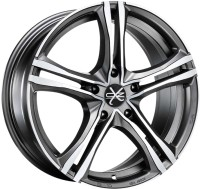 Фото - Диск OZ Racing X5B 7x16/5x114,3 ET40 DIA75